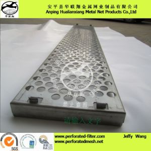Perforated Cable Support