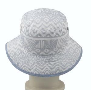 Cotton Reversible Bucket Hat&Cap for Man pictures & photos
