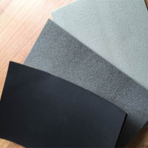 Open Cell NBR Rubber Foam for Insulation pictures & photos