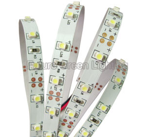 60PCS 3528SMD 7-8lm LED Flexible Strip (FG-LS60S3528NW) pictures & photos