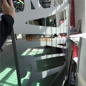 Aluminium Perforated Facade Panel for Wall Decoration pictures & photos