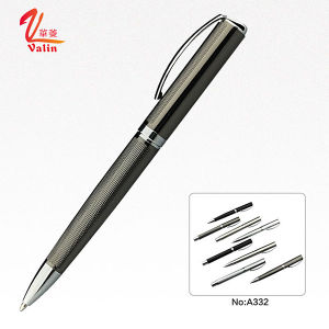 New Arrival Custom Luxury Office Stationery Pen Laser Engraving Ball Pen on Sell pictures & photos