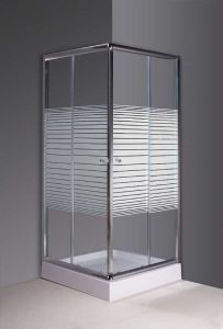 2013 New Tempered Glass Simple Shower Room/Shower Enclosure with CE Approved (R-501B)
