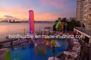 Fantasis Bright Wedding/Party/Event Decoration with LED Inflatable Star pictures & photos