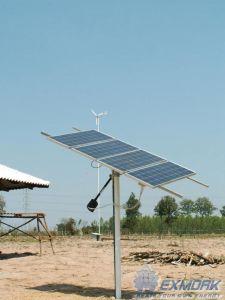 1.5kw Wind/PV Hybrid System (EWH-1500)
