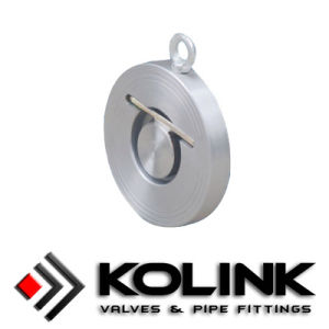 Dual Wafer Check Valve, Double Door Wafer Check Valve pictures & photos