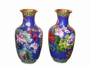 Cloisonne Pot, Urn (jW024) pictures & photos