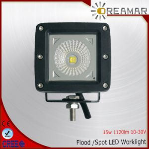 15W*1PC CREE 1120lm LED Headlight pictures & photos