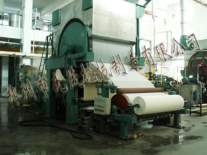 787 Tissue Paper Machinery, Toilet Paper Making Machine pictures & photos