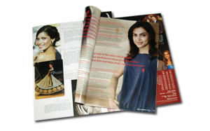 Magazine Book Printing (M-18)