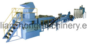 100-300kg/H PP/PE Film Recycling Line (WS)