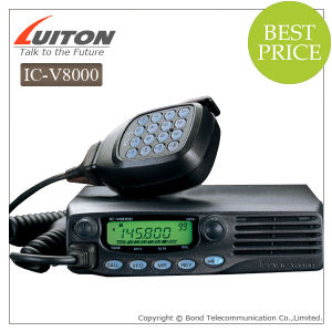 Taxi Transceiver Icom IC-V8000 Car Radio