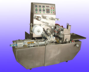 Transparent Film Decorum 3D Packing Machine(RKJQ-D)