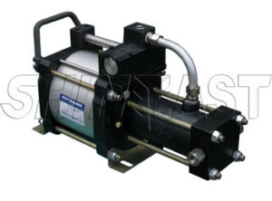 Air Operated Gas Booster -Sta02 pictures & photos