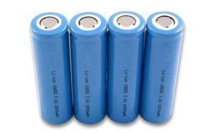 18650 Battery, Li-ion Battery, Cylindrical Battery, 3.7V2600mAh Battery