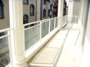High Quality Customized Aluminum Balcony Handrail pictures & photos