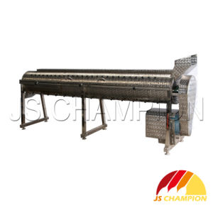 Automatic Continuously Chicken Feet Skin Peeling Machine pictures & photos