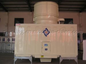 JNT Series Super Low Noise Cross Flow Rectangular Cooling Tower (JNT-150UL) pictures & photos