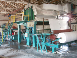 1092mm Model Tissue Paper Making Equipment pictures & photos