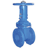 Metallic Sealing Gate Valve pictures & photos