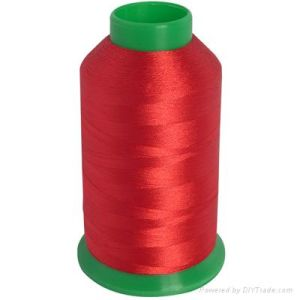 120d/2 Polyester Embroidery Thread pictures & photos