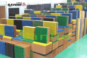 Sanhe Evaporative Cooling Pad -Lee pictures & photos