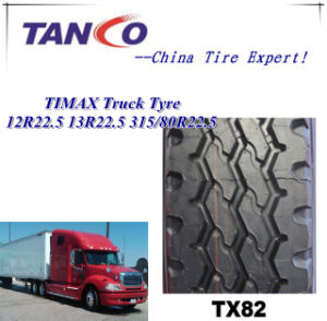 Radial Truck Used Tyre 12r22.5 13r22.5 295/80r22.5 pictures & photos