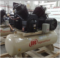 Ingersoll Rand Single Stage Reciprocating Compressor (SSC15C15/17-AC-DL) pictures & photos