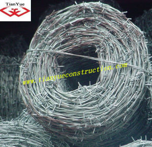 High Tensile Galavanized Barbed Wire pictures & photos