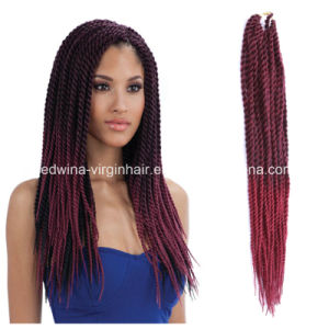 Ombre Seneglese Havana Mambo Twist Braid Synthetic Hair Extension