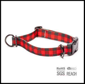 No Minimum Order Cheap Sublimation Printed Polyester Pet Dog Collar pictures & photos