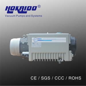 Hokaido Oil Lubricated Rotary Vane Vacuum Pump (RH0040) pictures & photos