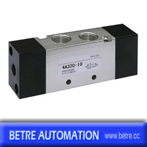 Airtac Type Pneumatic Solenoid Vave/Directional Valve 4A320