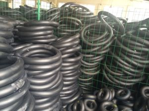 Motorcycle Tricycle Butyl Tube /Natural Rubber Tube pictures & photos