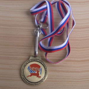 Russia Medal with Neck Ribbon (ASNY-MM-CZ-045) pictures & photos