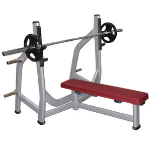 Commercial Fitness Equipmen Exercise Flat Bench pictures & photos