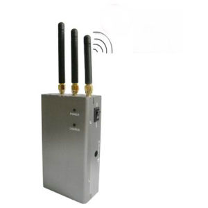 GSM CDMA Portable Cellphone Signal Jammer pictures & photos