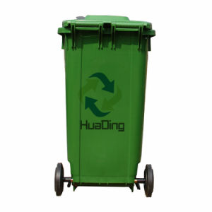 240L Plastic Garbage Bin Dustbin pictures & photos