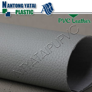 Environmental Protection PVC Leather for Sofa, Chair Cover pictures & photos