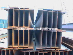 Hot Rolled H-Shaped Construction Beam Steel pictures & photos