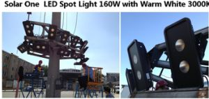 LED Spot Light 160W Replace Thorn Lighting 1000W Sodium for Beijing International Airport pictures & photos