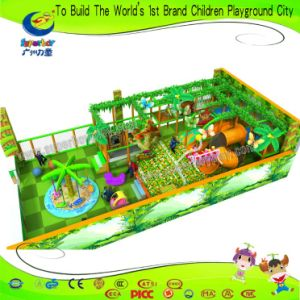 Cheap Small Jungle Soft Play Center Indoor Playground pictures & photos