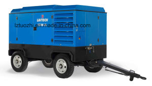 Atlas Copco-Liutech 893cfm 12bar Rotary Diesel Air Compressor pictures & photos