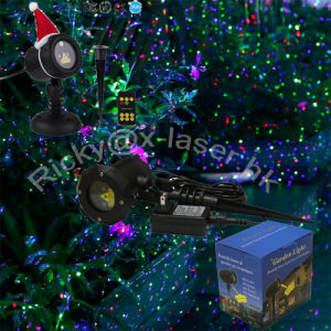 Outdoor Laser Light for Christmas Landscape Lighting Holiday Projection Lights for Party Decoration pictures & photos