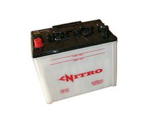 Dry Charged Car Battery N50 48d26r 12V50ah pictures & photos