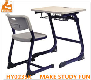 School Furniture Student Chair with Desk in Classrooms pictures & photos