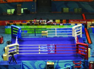 Boxing Ring (TSOZQJT-A)