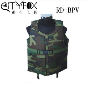 Police Camouflage Floating Body Armor Bulletproof Vest pictures & photos