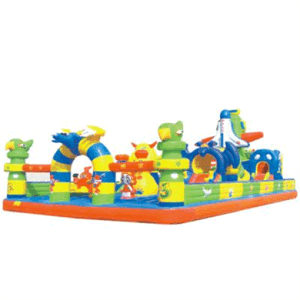 Inflatable Lovely Bouncer Bouncy Castle for Kids Inflatable Toys (JS4027) pictures & photos