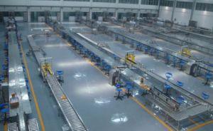 Belt Conveyor of Filling Line